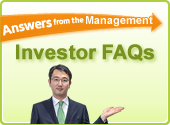 Answers from the CEO & COO Investor FAQs